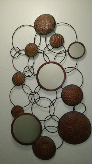 Home decor wall art mirrors for Sale in Katy, TX