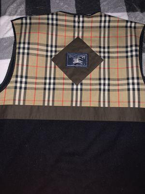 burberry vest for Sale in Shoreline, WA