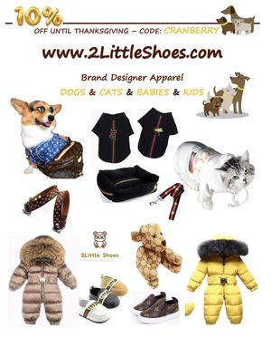 LUXURY BABY / TODDLER / DOG - BRAND CLOTHES AND ACCESSORIES for Sale in Jersey City, NJ