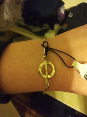 Wire Wrapped Circle Bracelet for Sale in Arvada, CO