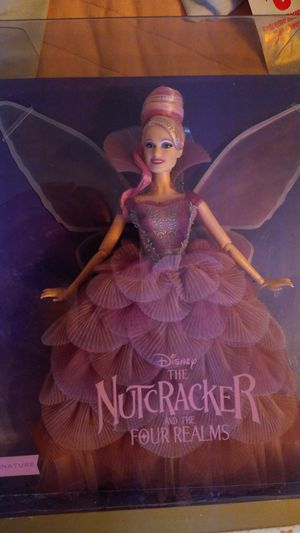 Barbie collectors edition Nutcracker the 4 realms. Unopen never been taken out of box. for Sale in San Diego, CA