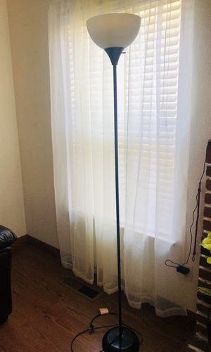 Black Tall Floor lamps for Sale in Antioch, CA