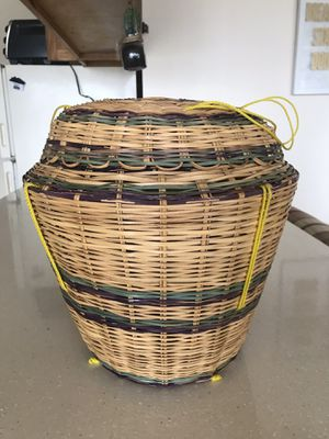 Handmade Basket from Tanzania! for Sale in Rockville, MD