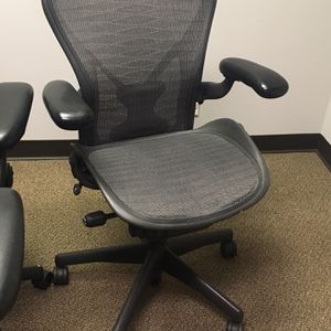 Herman Miller Aeron B Loaded for Sale in St. Charles, IL