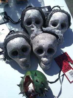 New Halloween Ornaments All for $3 for Sale in El Cajon, CA
