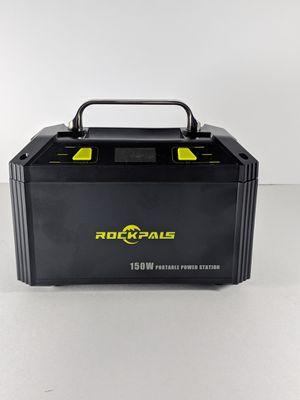 New Rockpal 150 watt portable generator for Sale in Royse City, TX
