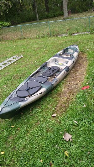 Ocean kayak trident 13 angler for Sale in Brunswick, OH