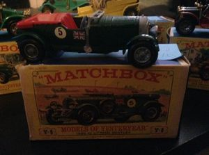 Matchbox by lesney y-5 4.5L bentley for Sale in Norcross, GA