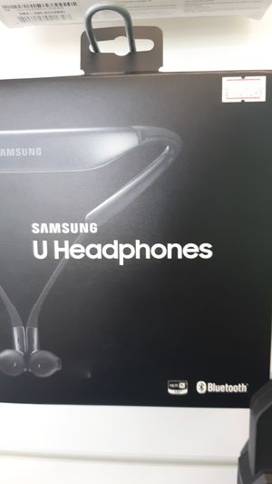 Auriculares inalámbricos Samsung U for Sale in Wichita Falls, TX