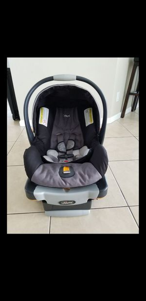 CHICCO KEY FIT Infant Car Seat &Base for Sale in Jupiter, FL