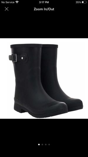 Chooka Ladies' Mid Height Rain Boot for Sale in Silver Spring, MD