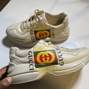 Gucci's Shoes And T-shirt for Sale in Miami, FL