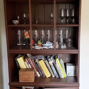 Cabinets - Antique, Crystal, Wine for Sale in Houston, TX