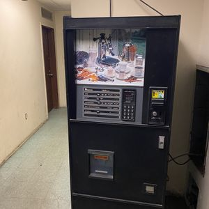 Coffee Vending Machine for Sale in Brooklyn, NY