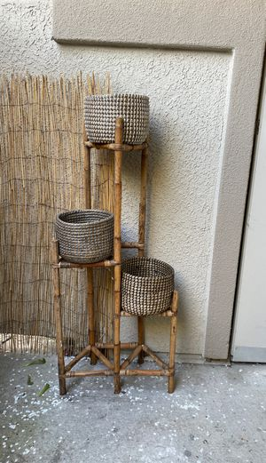 Plant stand unique for Sale in Folsom, CA