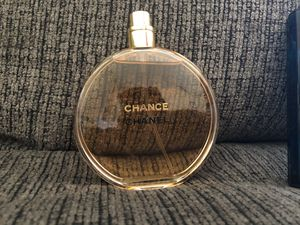 Chanel chance perfume for Sale in Fontana, CA