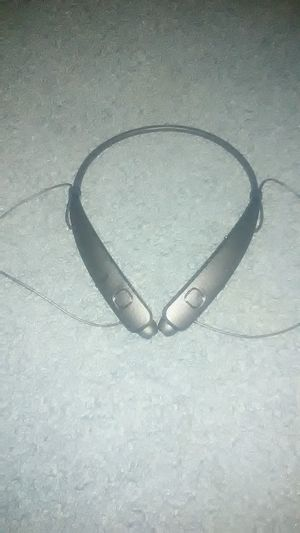 Lg Bluetooth headphones for Sale in Pittsburgh, PA