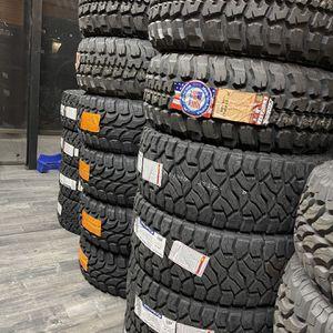 Mud Terrain All Terrain All Season Tires for SALE for Sale in San Jose, CA