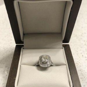 Valentine's Day Proposal? Perfect Lab Diamond Ring size 6.5 for Sale in Arlington, VA