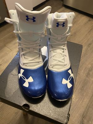 Under Armour Cleats 7.5 for Sale in Erie, PA