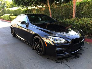 2013 BMW 640i coupe M package / clean title for Sale in Irvine, CA