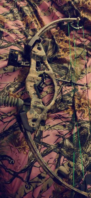 Hoyt camo 60 pound pull for Sale in Buckhannon, WV