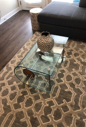Modern coffee table for Sale in McLean, VA