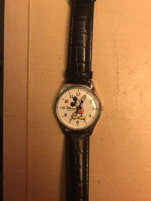 Authentic • Original - Disney Parks Mickey Mouse Watch for Sale in Chandler, AZ