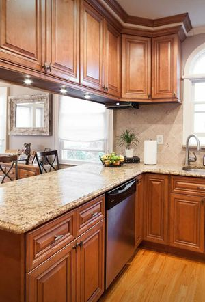 Brand New & Brown Kitchen Cabinets for Sale in Rockville, MD