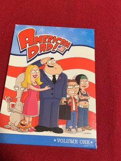 DVD- American Dad Season 1 for Sale in Phoenix,  AZ
