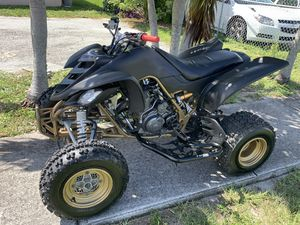 Raptor 660 R with Title in Hand for Sale in West Palm Beach, FL