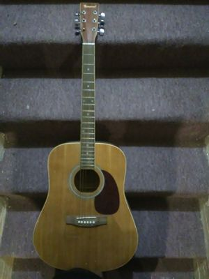 Burswood Acoustic Guitar for Sale in Las Vegas, NV