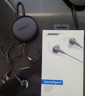 Bose earphones for Sale in Hacienda Heights, CA
