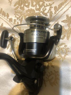 Shimano Baitrunner 4000 OC fishing spinning reel Brand new for Sale in Tampa, FL