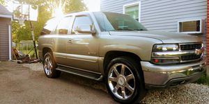 2001 CHEVY TAHOE SUPER CLEAN for Sale in Hartford, CT