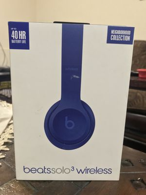 BEATS BY DRE! Brand new. They are not wireless however for Sale in Nashville, TN