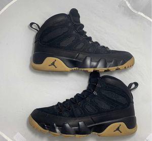 "air jordan 9 retro boot nrg ""black gum"" sz 12.5 slightly used no box for Sale in Columbus, OH"