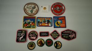 Collection of Girl Scout Patches and Pins for Sale in Chesapeake, VA