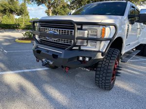 2017+ f250 bumper fab fours for Sale in Land O Lakes, FL