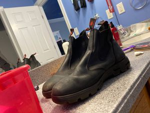 Men's oil resistant work boots for Sale in Angier, NC