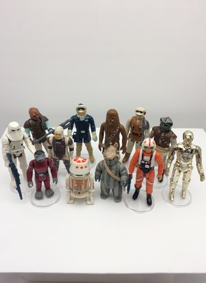 Vintage Star Wars Action figures for Sale in Tacoma, WA