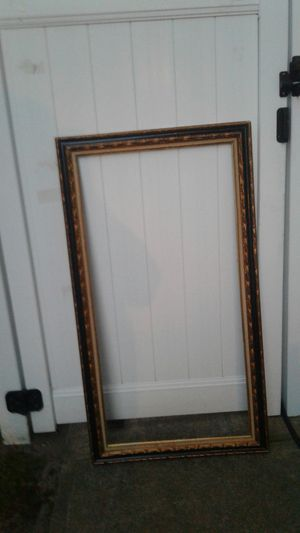 Picture Frame, or mirror frame or window frame ... for Sale in Newark, NJ