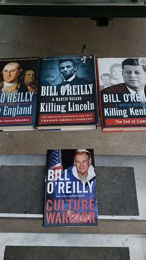 Bill O'Reilly books for Sale in Mesa, AZ