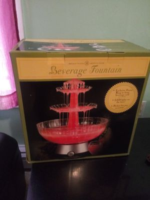 Beverage fountain for Sale in Providence, RI