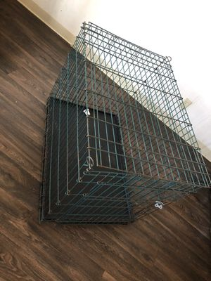 Dog cage for Sale in Sacramento, CA