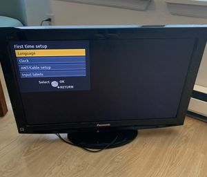 Panasonic Viera LCD TV, TC-L32X1 for Sale in Bellevue, WA