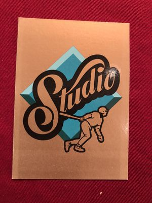 1992 Studio Baseball complete set 1-263 for Sale in Valhalla, NY