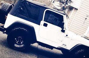 2003 Jeep Wrangler$stabilitycontrol for Sale in Birmingham, AL