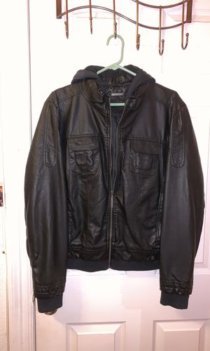 JOUJOU Leather Jacket for Sale in Miami, FL