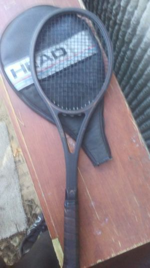 Head brand tennis racket with case..... for Sale in Portland, OR